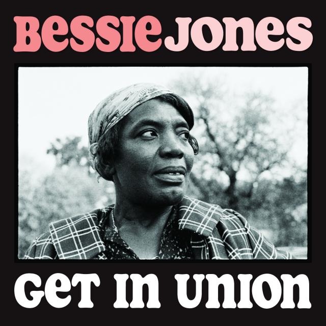 Bessie Jones album cover
